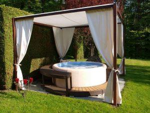 Choisir un abri spa simple et au meilleur prix for Prix abri spa