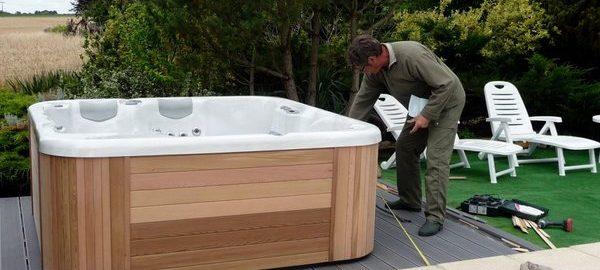 Installation spa